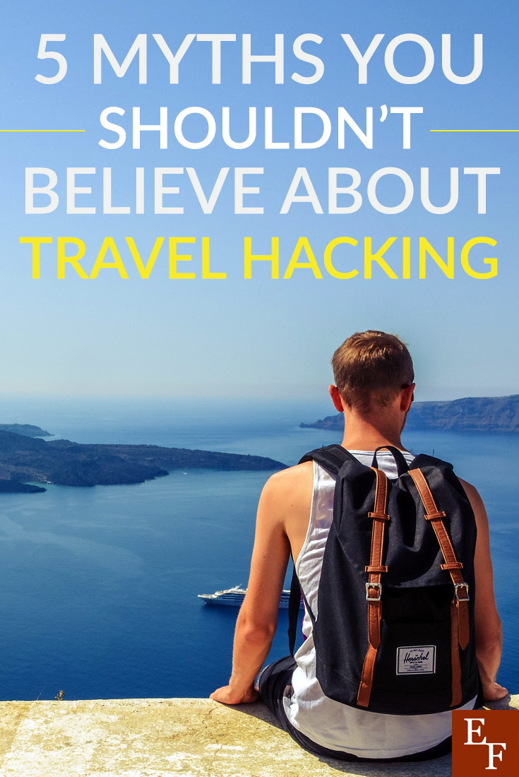 Don't fall for these common travel hacking myths. We've busted these five wide open.