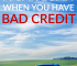 Getting approved for a car loan is tough with bad credit or no credit history. Here are some ways to get a car loan when you have bad credit.