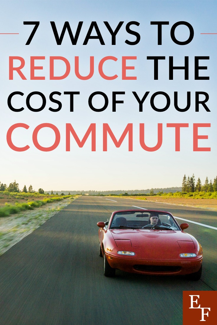 How much are you spending just to drive to work everyday? It may be more than you think. Here are a few ways to reduce the cost of your commute.