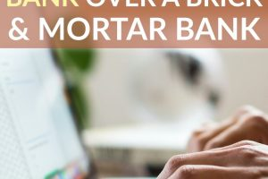 Which is better, an online bank or brick and mortar bank? Find out the pros and cons of both in this thorough review.