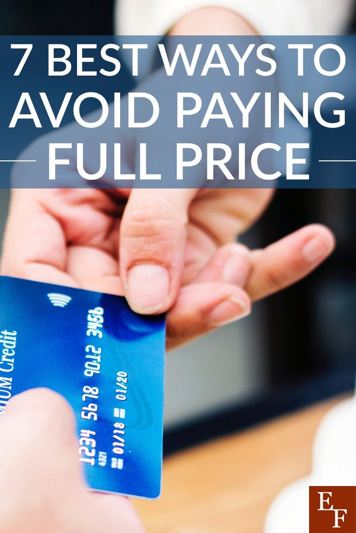 Tired of paying full price for everything? These tips and tricks will help you avoid paying full price so you can save on everything!