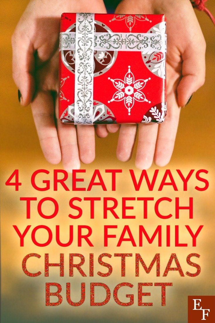 4 great ways to stretch your family christmas budget