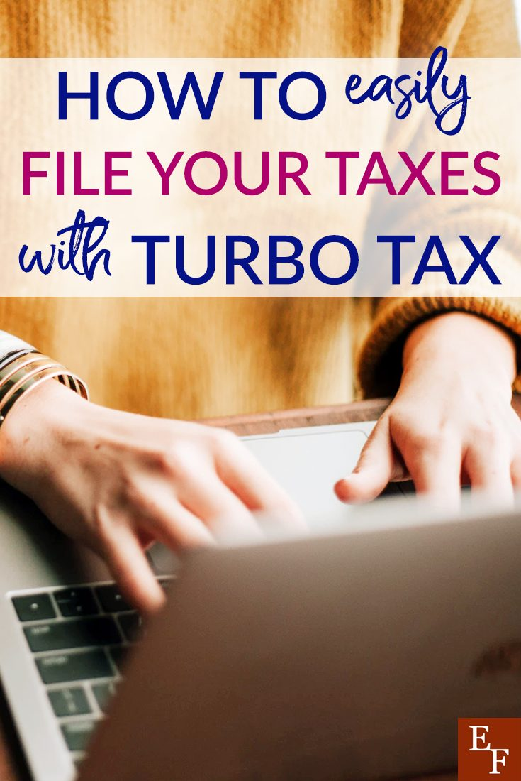 Not really looking forward to filing taxes? Turbo Tax makes the process of filing your own taxes online easy and stress-free.