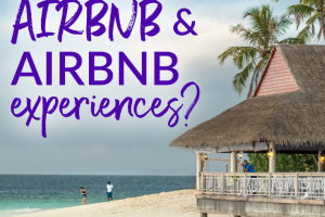 If you've heard of AirBnb, you know it can be a deal. Have you heard of AirBnb Experiences? There are differences between AirBnb and Airbnb Experiences.