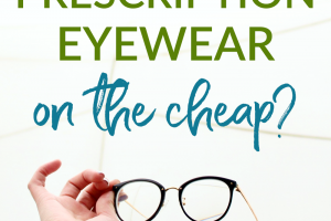 If you are like me, and have to wear prescription eyewear daily, we have a great solution to get prescription eyewear for cheap.