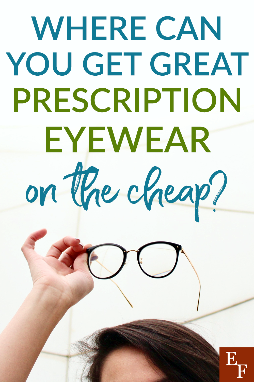 If you are like me, and have to wear prescription eyewear daily, but don't want to break the bank, then this is a great solution.