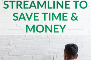 Minimizing your time on a household task can save time and money. Sure they are important, but so is having extra money and spending time with family.