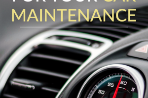 Having a plan for your car maintenance and executing it is the way to go. Not only will it save you money in the long run but can perserve your car.