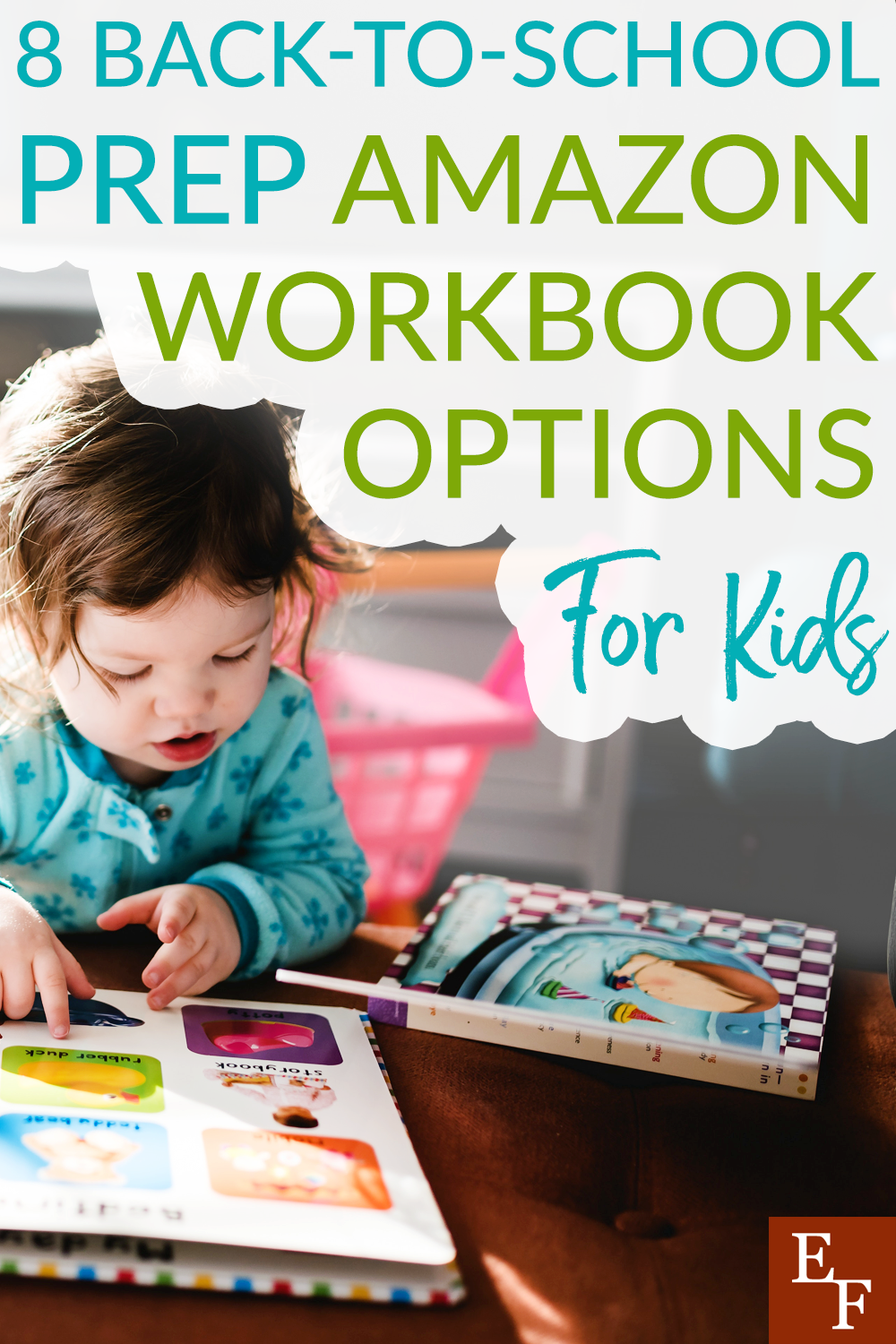 Keep your children busy this summer with Amazon workbooks for kids. They have plenty of options that are cheap and help keep your children's minds active.