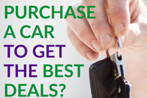 Shopping for a car can get pretty expensive and time consuming. But there are a few times a year that are optimal to purchase a car and get the best deals.