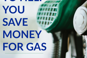 With gas prices rising and more and more of us driving, operating a vehicle can get expensive. But we have some great ways to help you save on gas!