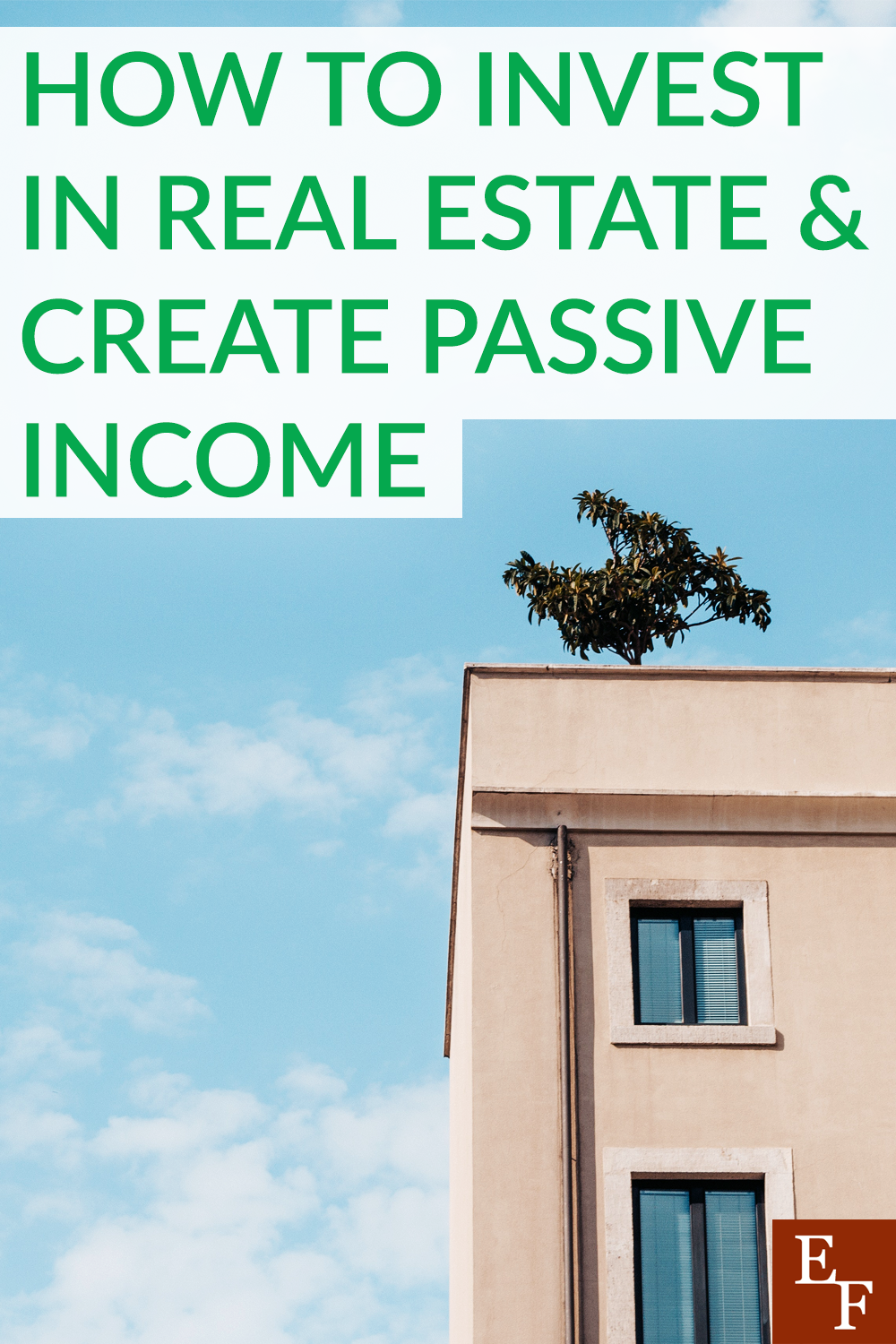 When it comes to creating passive income, there are a lot of different ways to go about it. But, one of the best ways is by investing in real estate.