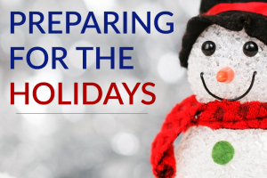 As crazy as it seems, the holidays are just around the corner. Why is now is the perfect time to start preparing for the holidays, and save some money too?