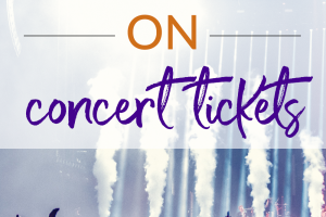 Concerts are a fun way to spend your time. They can get expensive though, we've broken down a few ways to save money on concert tickets.