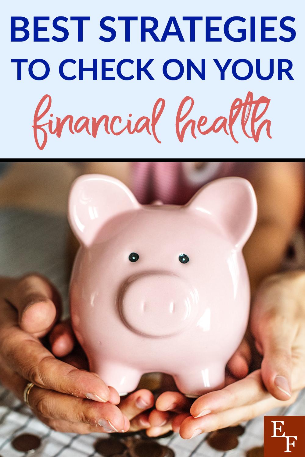 Regularly checking on your financial health is an important step to ensuring a good credit score. And here are some of the best ways to do just that!