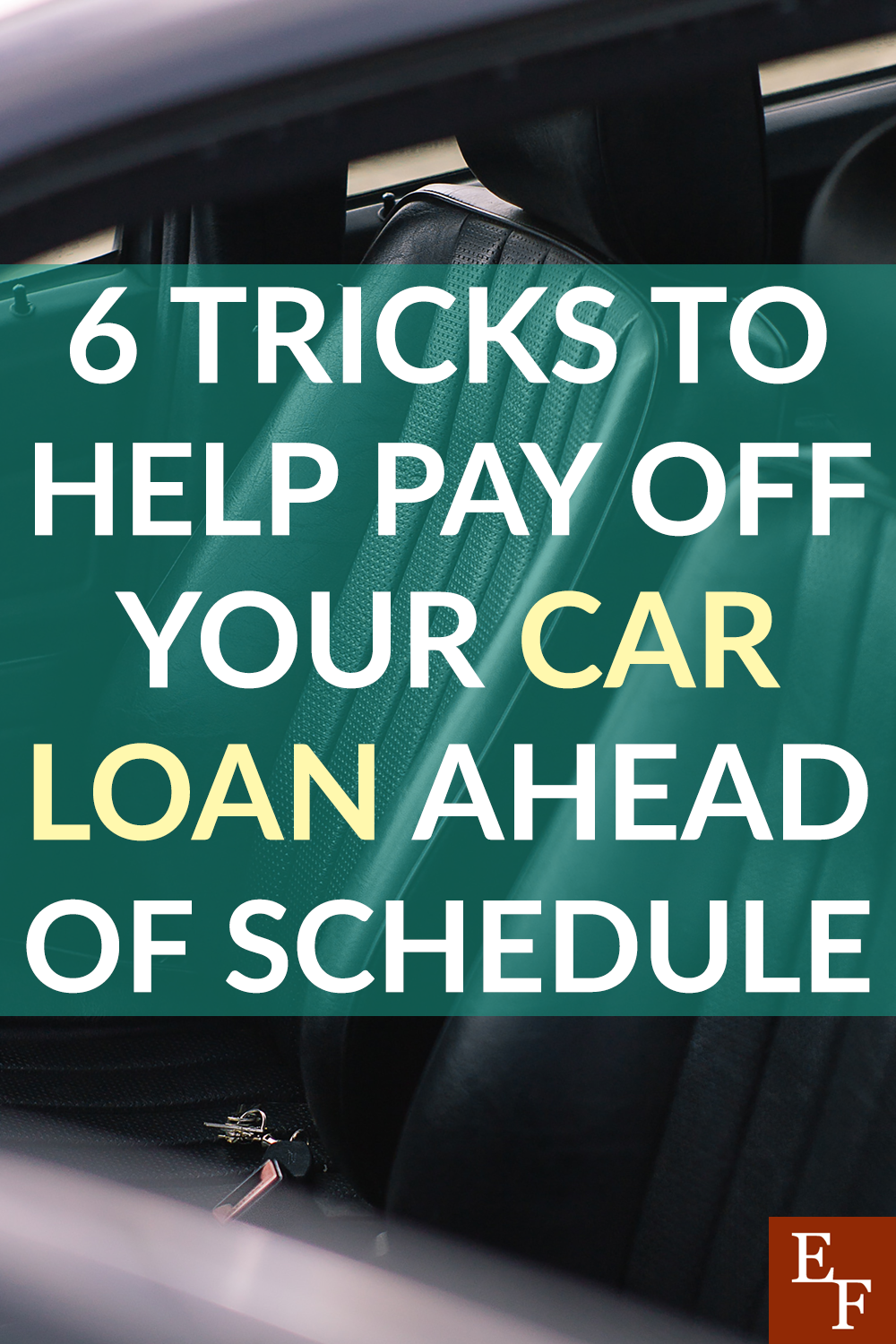 Having a nice new car is great. The car loan that comes with it? Not so much, we have a few tips to help pay off your car loan.