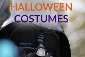 Halloween costumes are a lot of fun, but can get expensive. So here are 4 tricks to help you save a bundle on halloween costumes.
