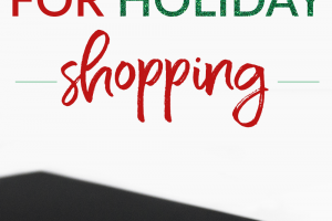 With the holidays right around the corner, it's time to get serious about holiday shopping. Here are some of the best apps for your holiday shopping needs!