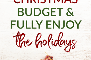 Christmas can get pretty expensive! So here are some of the best ways to stretch your Christmas budget and enjoy the holidays to the fullest.