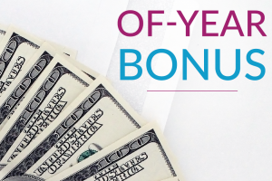 Do you plan on a holiday bonus from your employer? This can be such a big help if you are lucky enough to get one. Make smart money moves with your bonus!