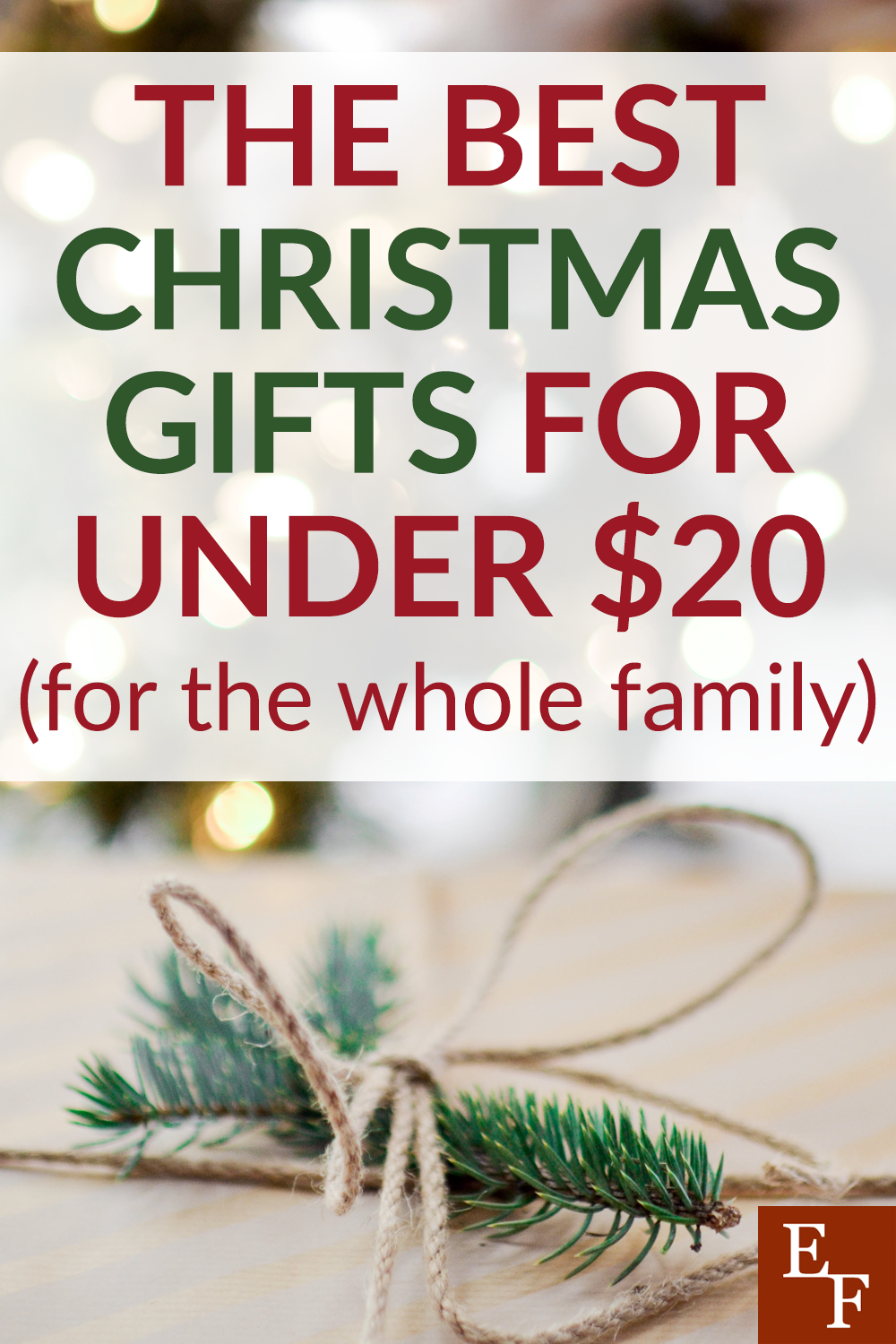Best Christmas Gifts For Under 20 Everything Finance