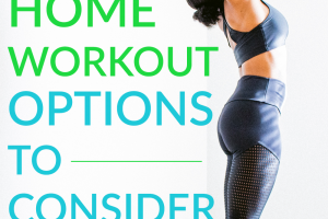 Working out in the New Year is very popular, but a gym membership can get expensive. So what are some of the best budget friendly workout options from home?