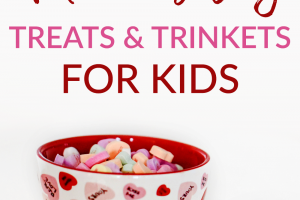 Valentine's Day is a time to enjoy life with loved ones. Tired of getting the same treats for your kids? Here is a list of frugal Valentine's Day treats.