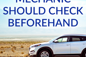 When you are buying a new used car, there are many things that could go wrong. So we tell you some of the major areas your mechanic should check beforehand.