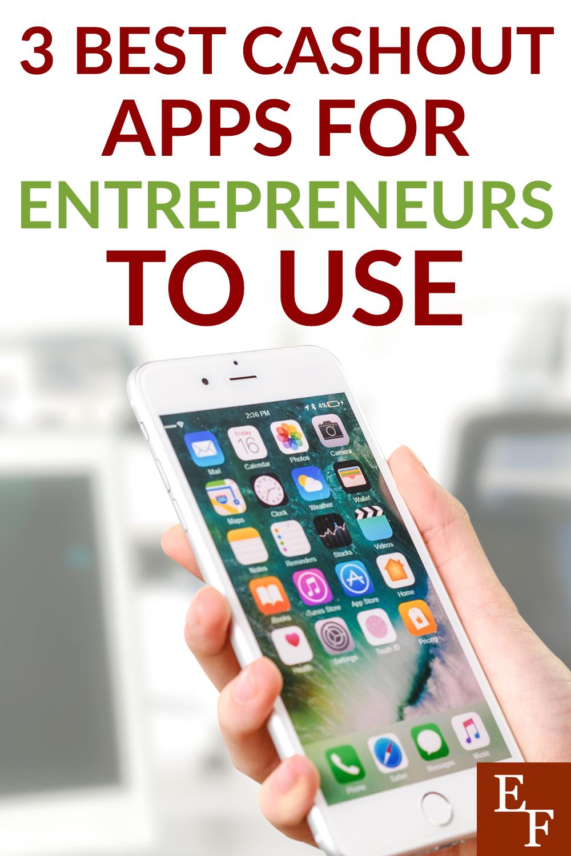3 melhores aplicativos de saque para os empresários usarem 1