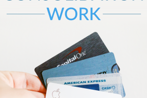 Have you ever considered credit card consolidation? We can help, and have highlighted 5 ways to make credit card consolidation work for you and your family.
