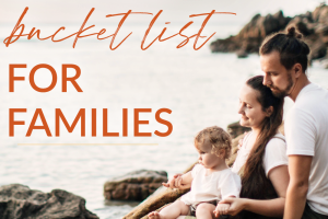 Wondering what you and your children are going to do this Summer? Here is our social distancing summer bucket list to help you get through.