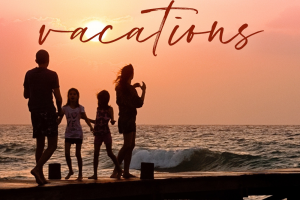 What are your summer plans? We won't take a big trip, but still plan on having a fun Summer. Here are a few travel-saving hacks for family vacations.