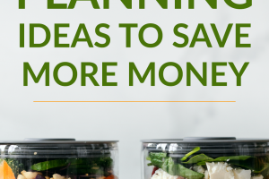 Feeding your family is important, and takes alot of planning and effort. Here are some of the best meal planning ideas to help save money.