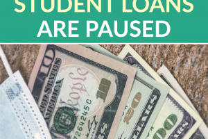These are tough times. Even though your student loans are paused there are still some moves you can make while you're not required to make payments.