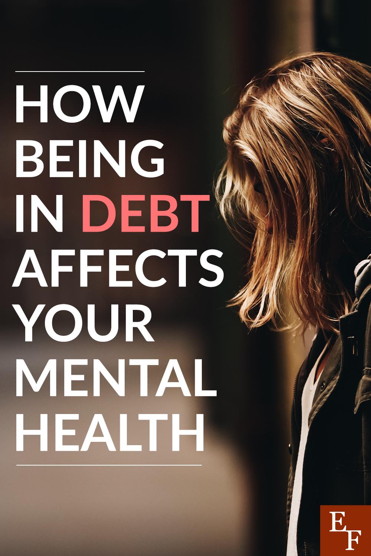 Como o endividamento afeta sua saúde mental 1