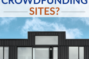 There are many ways to get started if you want to invest in real estate. Investing in real estate crowdfunding sites might be a great first option.