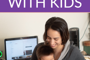 Educating from home looks like it's going to be infamlies plans for the forseeable future. How can we balance working from home with kids?