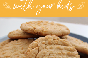 Fall is right around the corner! So now is the time to whip up some delicious fall treats with your kids. And do it on a budget!