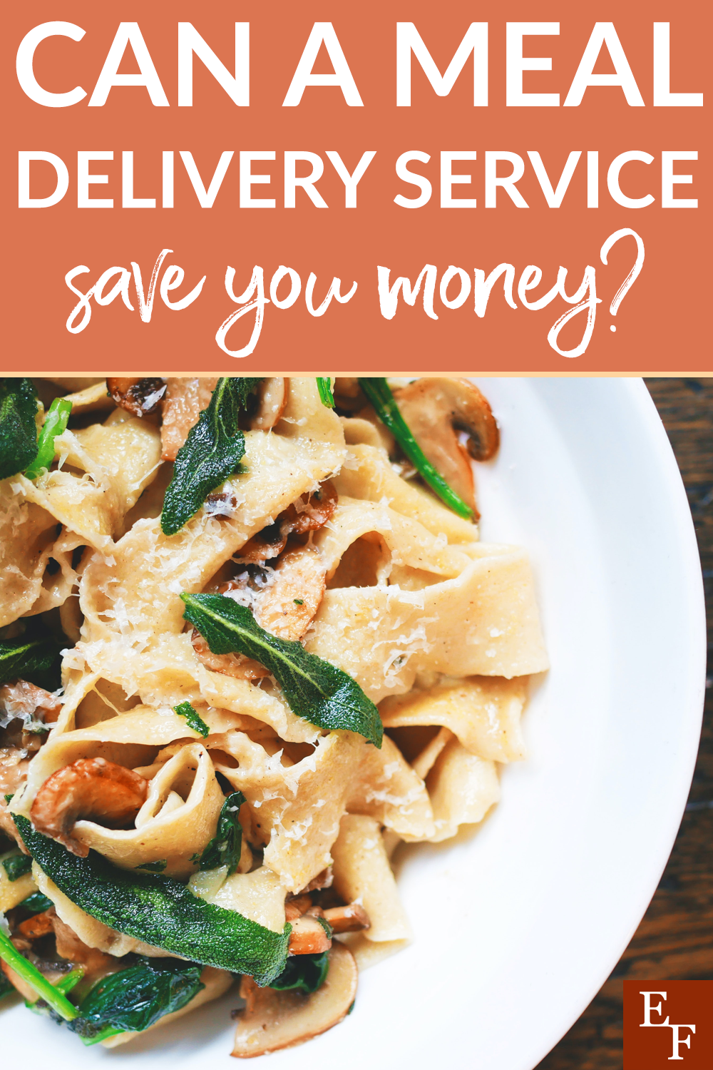 2020 had many people staying at home as much as possible. Getting a meal delivery service was one way to avoid going out. Is it worth it?