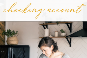 Teaching teenagers about finances now is extremely important. So here's how to help your teenagers open their first checking account.