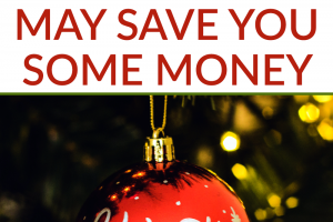 The holidays are going to look quite a bit different this year. But here is why celebrating the holidays during COVID-19 could you some money.