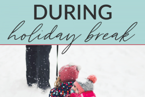 When the kids are out of school, they can get bored pretty easily. So here are some cheap ways to keep kids entertained during holiday break.