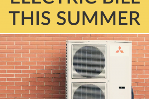 AC season is the time of year that your electric bills can skyrocket. It doesn't have to be though here are 10 ways to save starting today.