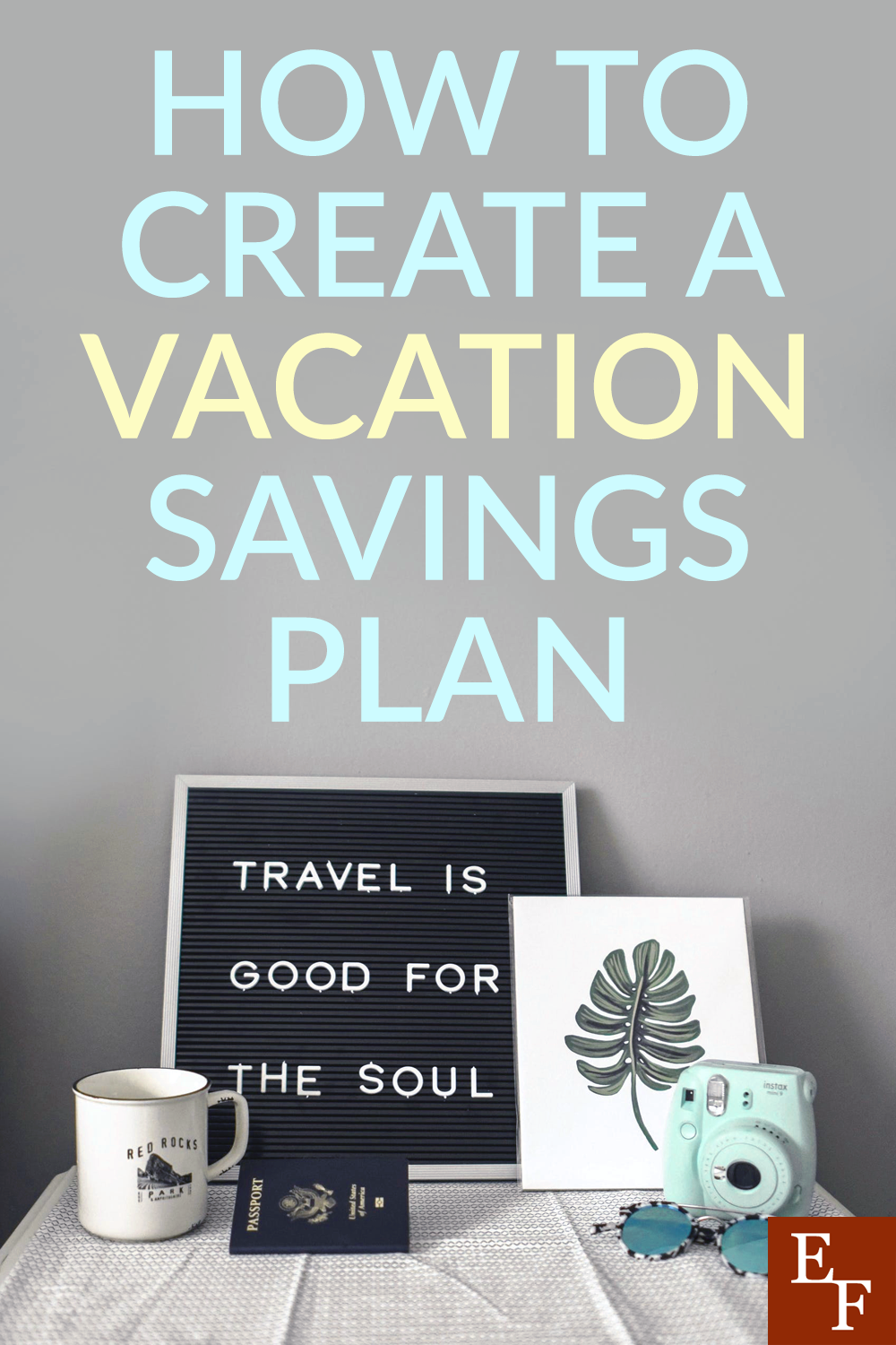 Vacations are becoming a reality for many people with places opening back up. We focused on sharing how to create a vacation savings plan
