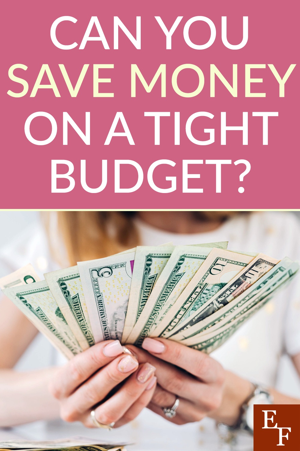 Saving regularly can be the key to success for many people. Here are 7 ideas to help you save money even on a tight budget.