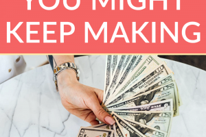 Budget mistakes can be avoided but are not always easy to break. Here are five of those budgeting mistakes you might keep on making.
