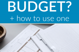 Are you familiar with a reverse budget? Whether you are or not, here is a breakdown of what it's all about.