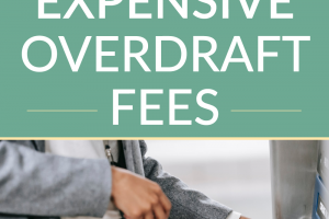 Overdraft fees can really add up. There are plenty of ways to help avoid overdraft fees and make sure your account doesn't go negative.