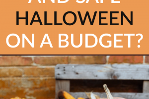 Halloween is around the corner are you ready? Here's five ways to have a safe and spooky Halloween on a budget this year.